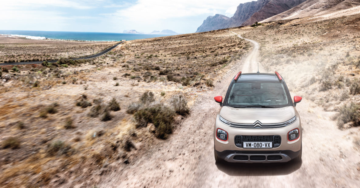 Comauto Rent a Car - Citroën C3 Aircross para alquilar - Canary Islands, Tenerife